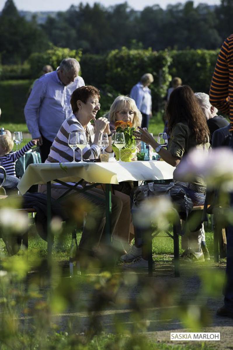 Genuss am Fluss 2015 - Das bewegte Wein-Event am Erbacher Rheinufer