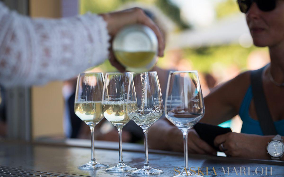 Genuss am Fluss 2016 - Das bewegte Wein-Event am Erbacher Rheinufer